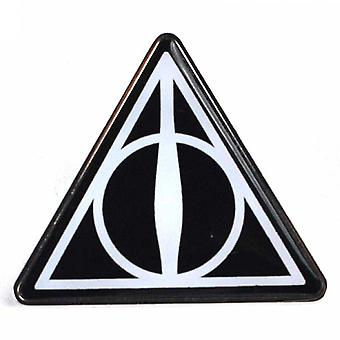 Half Moon Bay Harry Potter Emalipin Odznaka Deathly Hallows