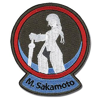 Patch - Strike Witches - New M. Sakamoto Military Iron On Toys Anime Licensed ge2106