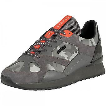Cruyff Classics Catorce Nylon/mesh Grey Runner Trainer