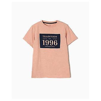Zippy Bedrukte T-shirt Vintage 1996