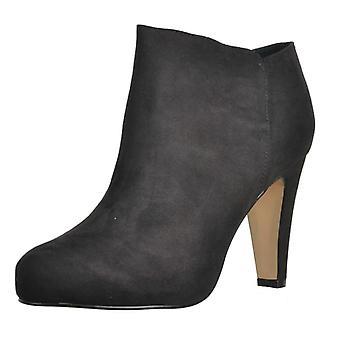 The Strada Booties 607466 Color Black
