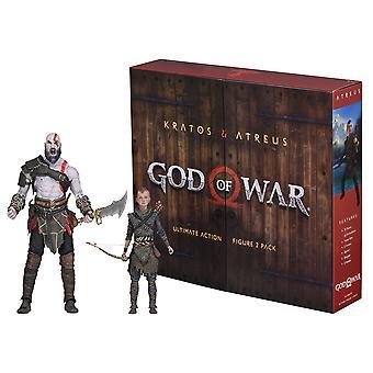 God of War (2018) Kratos & Atreus 7