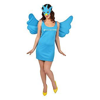 Morph Kostuum Social Queen Dress