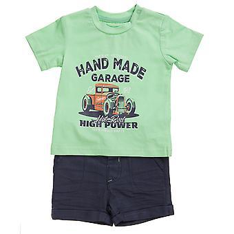 BabyGlobe oblečenie Setje (2nd) ručne vyrábané garáž
