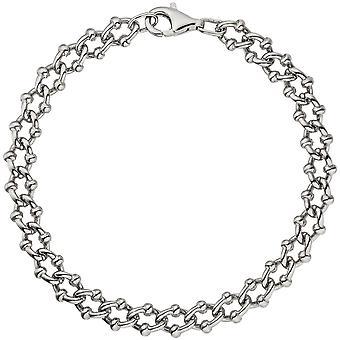 Bracelet 925 sterling silver 21 cm silver bracelet cancer bracelet