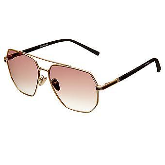 ברטה ברין משקפי שמש מקוטב-זהב/חום