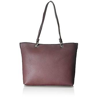 Tom Tailor Denim Effie - Red Women's Tote Bags (Dunkelrot) 30x26x12 cm (W x H L)