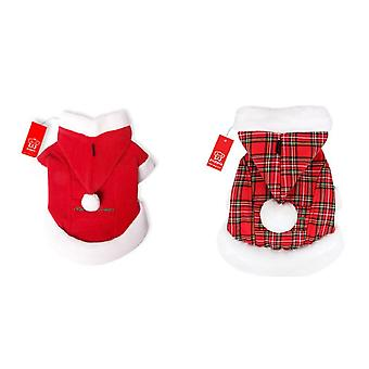 Puppia Santa`s Dog Coat