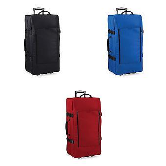 الهروب باجباسي طبقة مزدوجة المقصورة الكبيرة بالدراجة السفر حقيبة/حقيبة (95 لتراً)