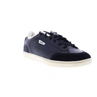 Globe Sygma  Mens Black Lace Up Athletic Skate Shoes