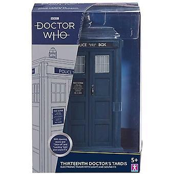 Doctor Who Dertiende Doctor Tardis