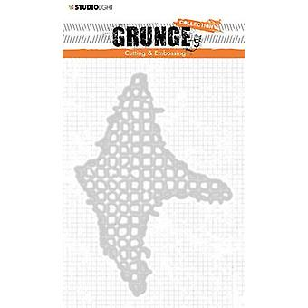 Studio Light A6 Cutting and Embossing Die - Grunge Collection 3.0 225
