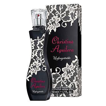 Christina Aguilera Inesquecível Eau de Parfum Spray 50ml
