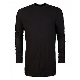 Rick Owens Drk Shdw Long Sleeved Hustler T-Shirt