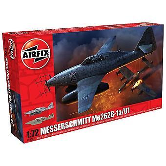 Airfix A04062 Messerschmitt Me262-B1a 1:72 Modellbausatz