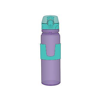 Porta Roller Drinks Bottle, Purple & Aqua