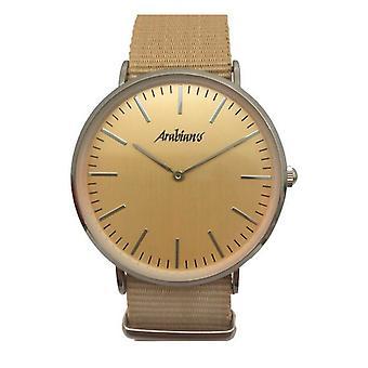Unisex Watch Arabians HBA2228B (38 mm) (ø 38 mm)