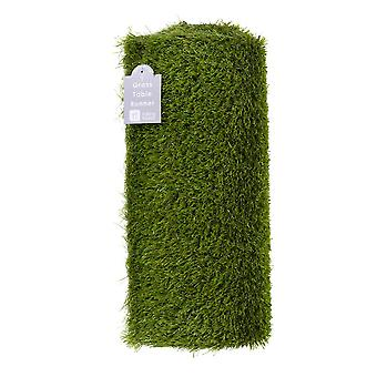 Grass Table Runner Artificial (Decorative) Fun Party / Wedding Decoration 1.5m