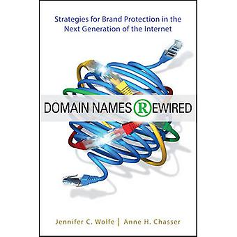 Domain Names Rewired - Strategies for Brand Protection in the Next Gen