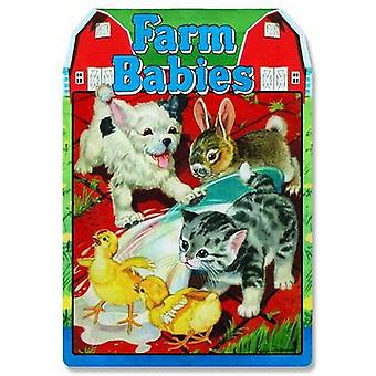 Farm Babies by George Trimmer - 9781595838865 Book