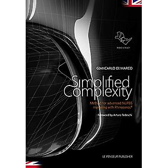 Simplified Complexity by Giancarlo Di Marco - 9788895315454 Book