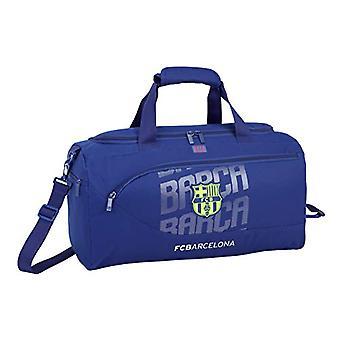 FC Barcelona 2018 Children's sports bag - 50 cm - Blue (Azul)
