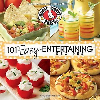 101 Easy Entertaining Recipes (Gooseberry Patch)