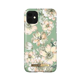 iDeal Of Sweden iPhone 11 / XR skal - Vintage Bloom
