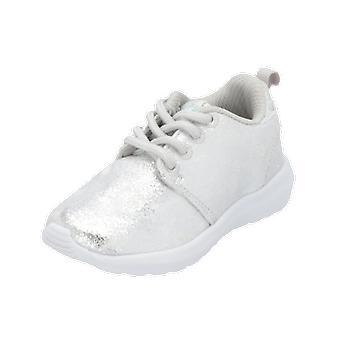 STUPS ROSHE BABY ROSE METALLIC / Grey Print Kids Girls Sneaker Grey