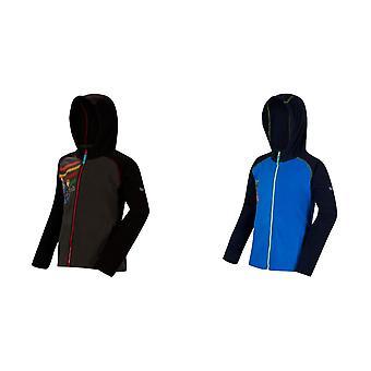 Regatta Thunderbirds Childrens/Kids Official Hyperspeed Hooded Fleece Jacket