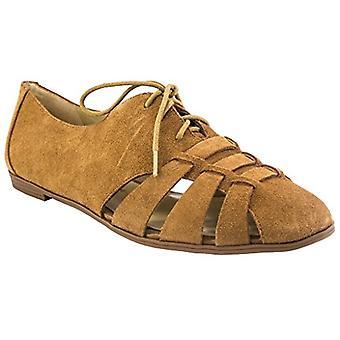 Isaac Mizrahi Live! Farwin hakken schoenen hazelnoot 8,5 M