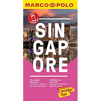 Singapore Marco Polo Pocket Travel Guide - with pull out map by Marco