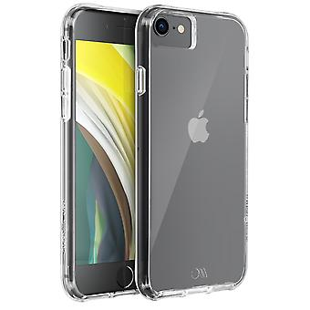 Case iPhone 7 /8/SE 2020 With a strong protection against shocks, falls 3m Clear