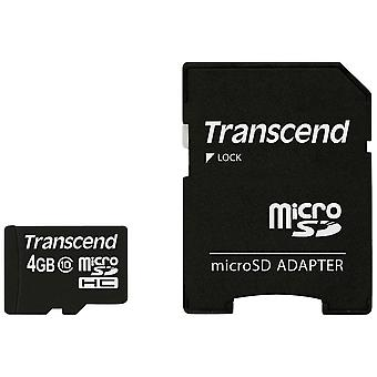 4GB Micro Memory Card SD Micro Card 20MB/s microSDHC Class 10 Replacement Accessories
