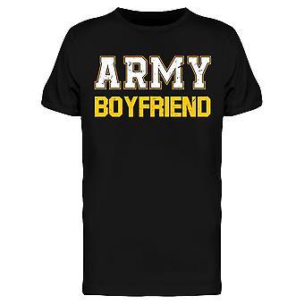 Army Boyfriend Men's T-shirt