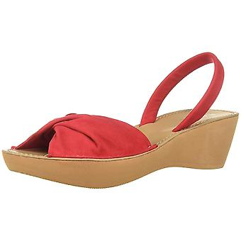 Kenneth Cole Reaction Women's Shoes Fine twist Open Toe Casual Platform Sandals