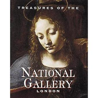 Treasures of the National Gallery London by Neil MacGregor & Erika Langmuir