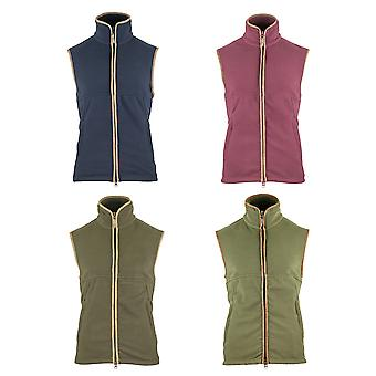 JACK PYKE Junior Kids Countryman Fleece Gilet