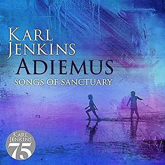Adiemus Songs Of Sanctuary [CD] USA import