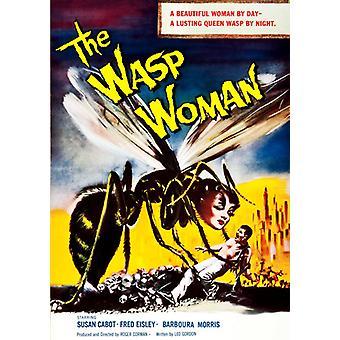 Wasp Woman (1960) [DVD] USA importeren