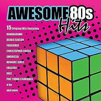 Awesome 80s Hits: 15 Original Hits of the 80s/Va - Awesome 80s Hits: 15 Original Hits of the 80s/Va [CD] USA import