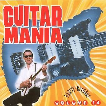 Various Artist - Guitar Mania Vol. 14 [CD] USA import