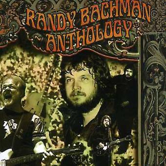 Randy Bachman - Anthology [CD] USA import