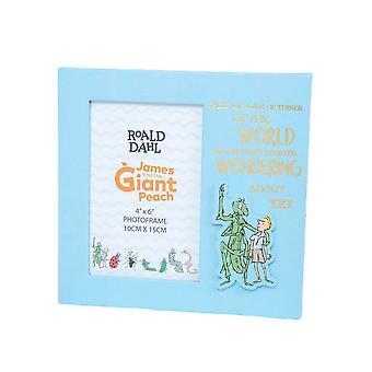 Roald Dahl James and the Giant Peach Photo Frame
