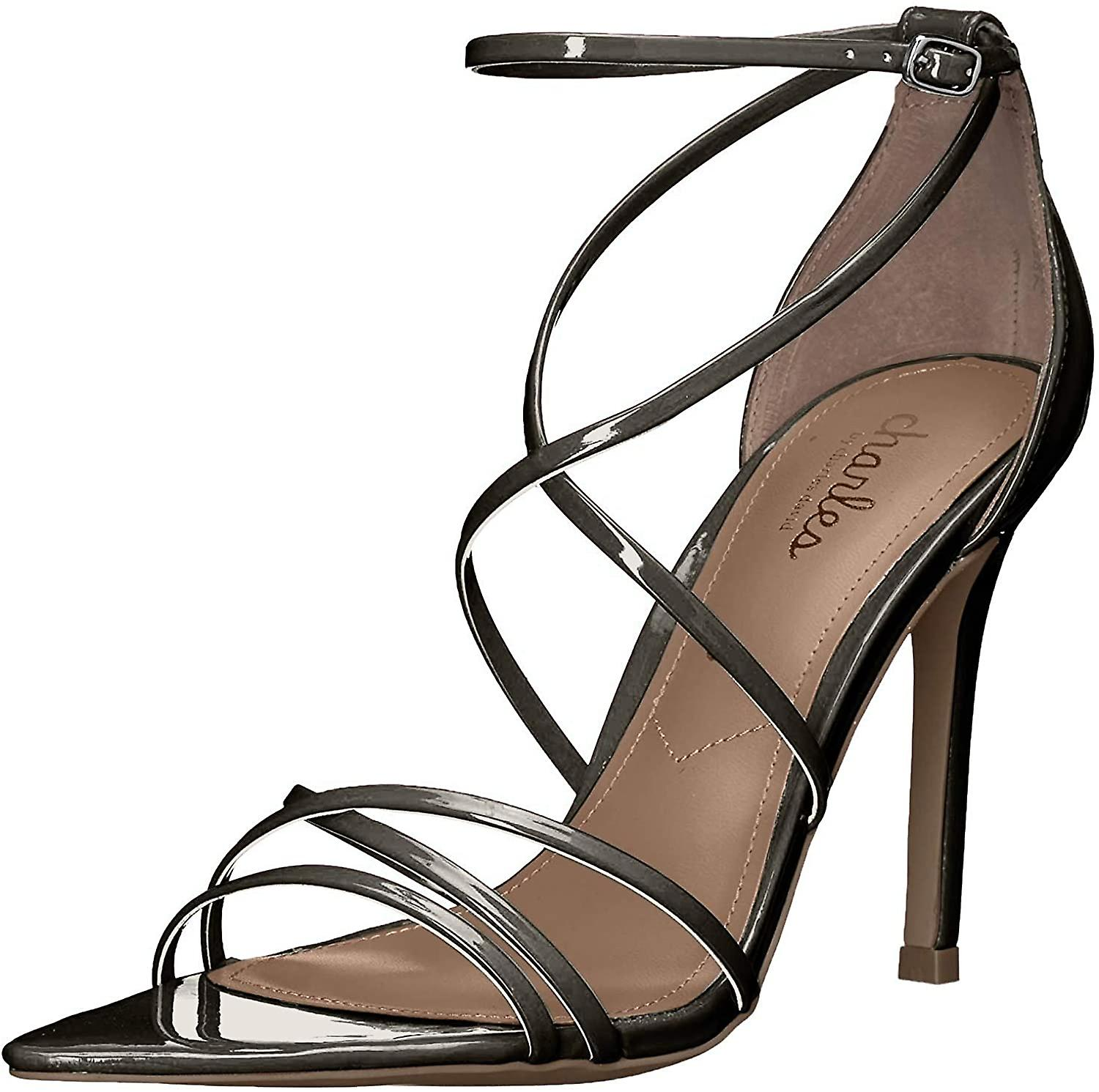 Charles by Charles David Womens 2D19S116 Open Toe Casual Ankle Strap Sandals