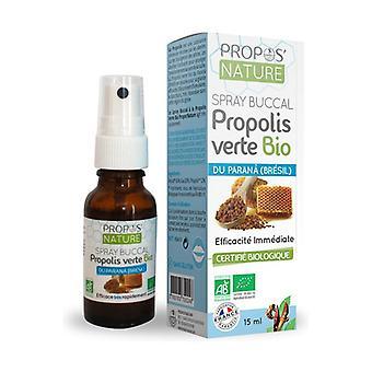 Spray Bucal Própolis Verde Bio 15 ml