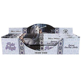 Anne Stokes Blue Moon Incense Sticks (6 Packs Of 20)
