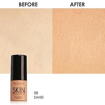 Face Liquid Foundation - Full Coverage Concealer, Oil Control And Easy To Wear