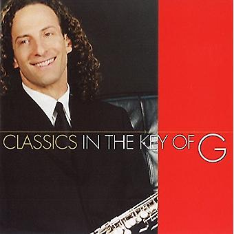 Kenny G - classiques dans l'importation de la clé de G [CD] é.-u.