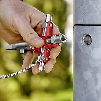 Knipex 00 11 06 V01 inhägnad nyckel